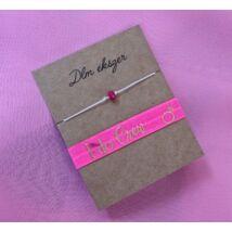 Pink I do crew karkötő szett