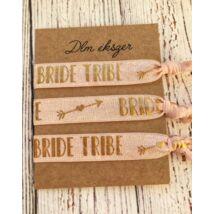 Bride tribe karkötők- lánybúcsúra- 3db/ csomag