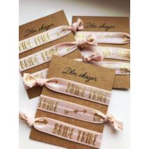 Bride tribe karkötők- lánybúcsúra- 9db/ csomag
