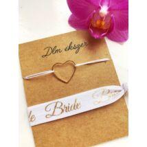 Bride karkötő szett- lánybúcsúra a menyasszonynak