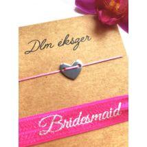 Pink Bridesmaid Jenny szett- koszorúslányodnak