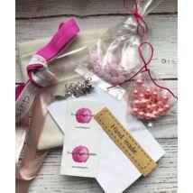 Mini Best friends-box- rózsaszín