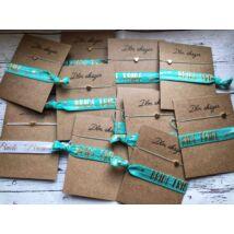 Bride tribe extra csomag- 11 szett Lánybúcsúra- menta