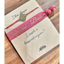Bridesmaid szett- Mandala- pink