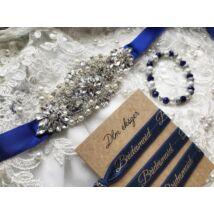Valami kék..Menyasszonyi őv