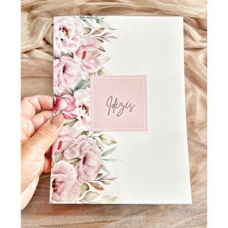 Menyasszonyi idézés™- lánybúcsúra- rózsaszín