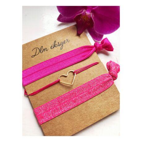 Extra pink sett